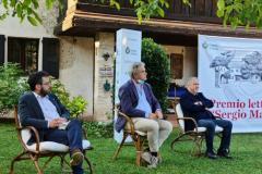 da sx: Mauro Daltin, Paolo Ciampi, Federico Pistone