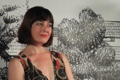 Simona BALDANZI vincitrice del premio Sergio Maldini sezione narrativa di viaggio con il libro Mal di fiume Ediclo editore