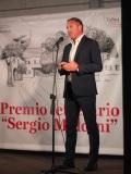 Luca Bonifazi rappresentante della AZIMUT Spa sostenitrice del premio
