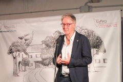 Paolo Medeossi presentatore della cerimonia di Premiazione