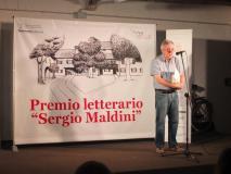L'intervento di Mario Turello biografo di Sergio Maldini